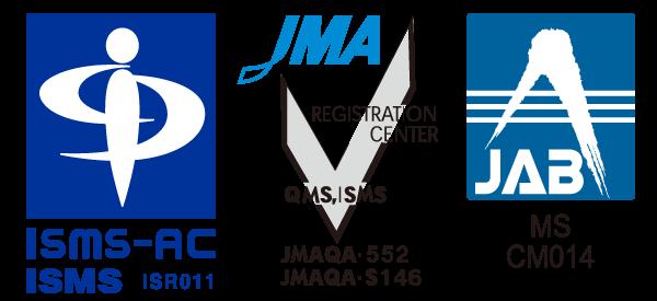 ISO9001およびISO/IEC27001認証取得